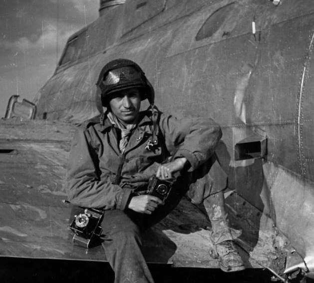Tony Vaccaro, Stars and Stripes photographer during WWII