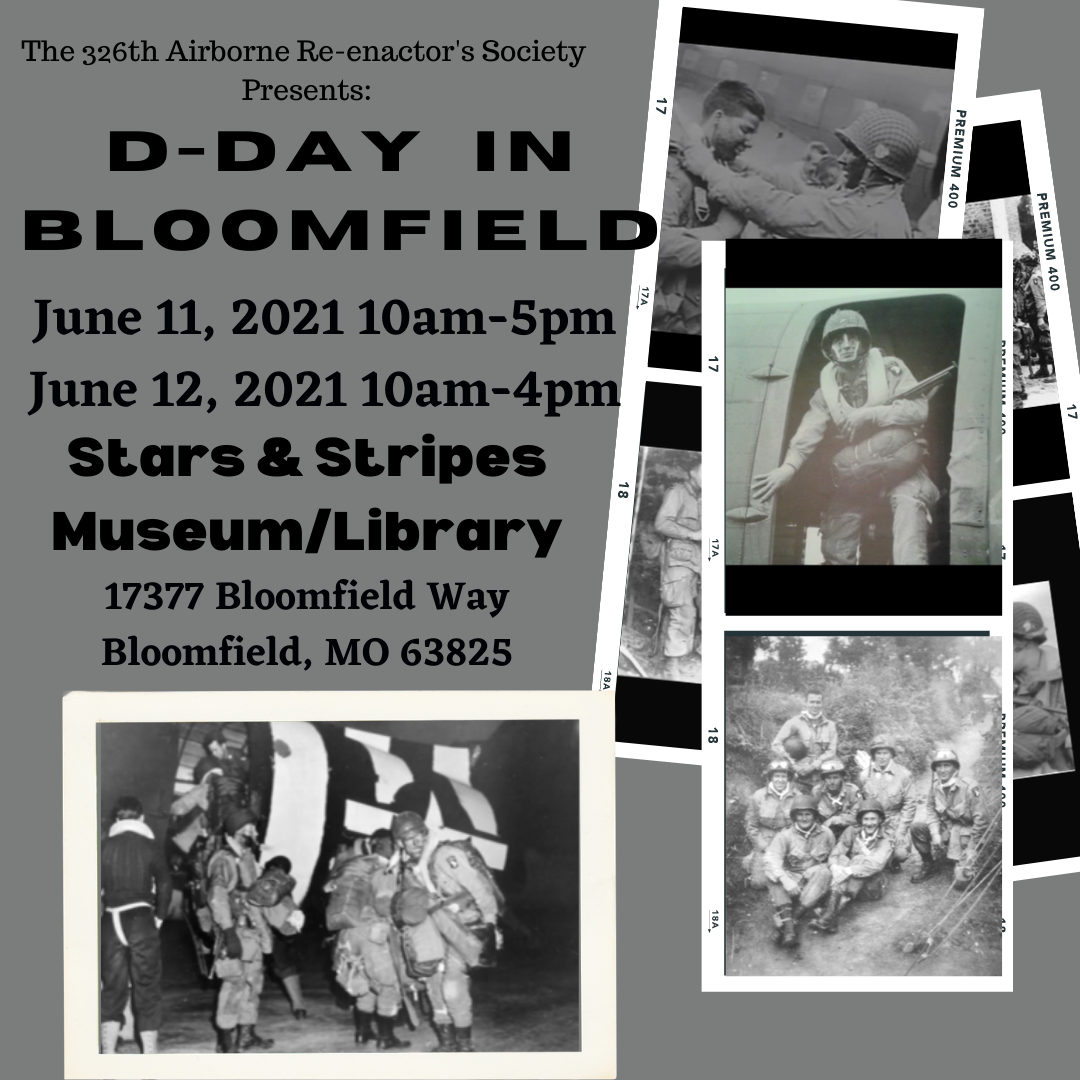 D-Day in bloomfield
